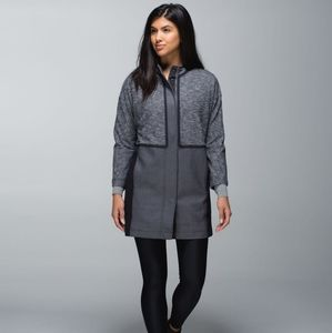 Lululemon Cocoon Car Coat Jacket